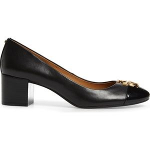 NWOB Tory Burch Every Cap Toe Pump